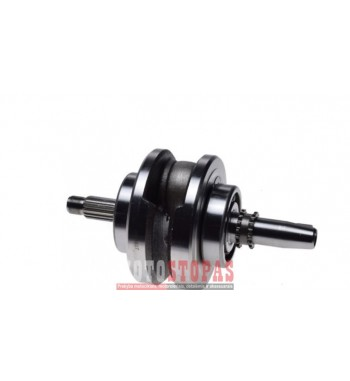 CRANKSHAFT ASSY 162FMJ ENGINE YINGANG CB150 NEW